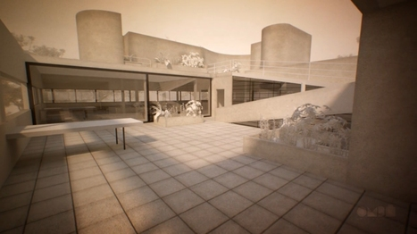 Corbusier In Motion: Revisit The Modern Man's Philosophy In These Slick Animations | The Architecture of the City | Scoop.it