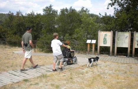 Guide pour l'accessibilité dans les espaces naturels | gite eure | Scoop.it