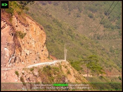 EDMARATION #TownExplorer: Bontoc-Tabuk Road: Mt. Province-Kalinga Boundary Crossing   #TownExplorer   Exploring Philippine Towns   Scoop.it