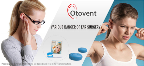 How To Treat Otitis Media With Effusion | Glue ear treatment with otovent | Scoop.it