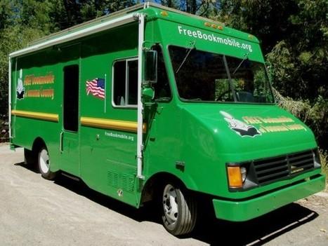 Children's Book Drive benefits Free Bookmobile - Santa Rosa Press Democrat | Not for the faint of heart | Scoop.it
