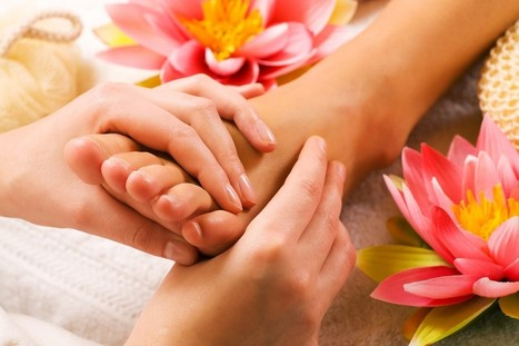 Cuidados para unos pies saludables | Mujer Natural y Belleza | Scoop.it