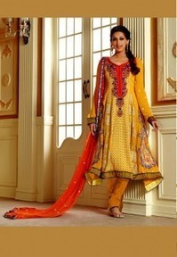 Sonali Bendre Designer Salwar Kameez Online Shopping at Desibutik.com | Salwar Kameez: Sonali Bendre Collection | Scoop.it