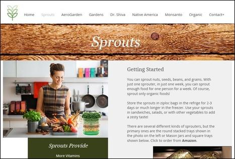 Food Revolution: Grow Food At Home | zestful living | Scoop.it