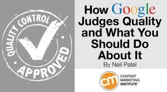 How Google Judges Quality and What You Should Do About It | M-learning, E-Learning, and Technical Communications | Scoop.it
