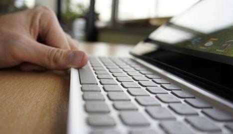 Google: est-ce bientôt la fin de la barre d'espace sur les PC ? | Seniors | Scoop.it