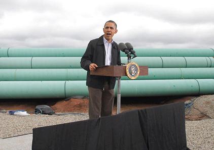 The Pipeline President: Obama's Keystone XL   EcoWatch   Scoop.it