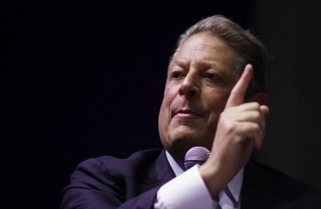 Al Gore: Climate change should be media's 'No. 1′ story - Washington Post (blog) | ecosystem integration | Scoop.it