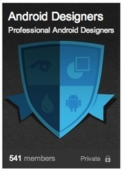 Android UI Patterns: Find the Android design community | Android Development for all | Scoop.it
