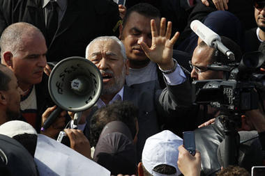 Islamist leader Rachid Ghannouchi returns to Tunisia. What's his next move? | Coveting Freedom | Scoop.it