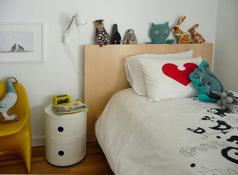 Decorating a Room to Prepare Kids for Growing Up | How Happy and Healthy is Your Kids' Bedroom? | Scoop.it