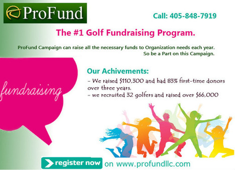 Find a Better Fundraising Idea For Your Charity   Golf tournement fundraiser   Scoop.it