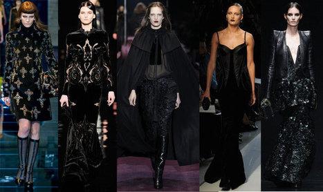 LO STILE DARK E GOTICO | Fashion blog Pret à Porter | Scoop.it