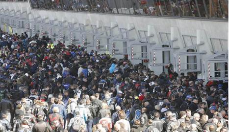 Loges FSBK du Mans ou comment bien recevoir ses VIP | Auto , mécaniques et sport automobiles | Scoop.it