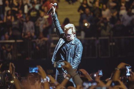 U2's Bono praises Eagles Of Death Metal after 'ugly nightmare' of Paris | Gigwise | Deranged News | Scoop.it