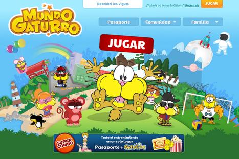Ayudantes digitales para las vacaciones infantiles - Lanacion.com (Argentina)   EDUTEIMENT : Educación y juegos   Scoop.it