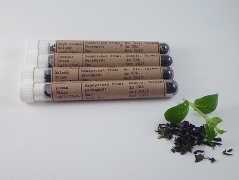 Sampler Kit - iTaiwanTea | A Variety of Tea From Taiwan | Scoop.it