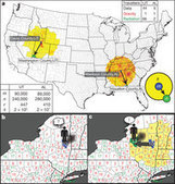 A universal model for mobility and migration patterns | Social Simulation | Scoop.it