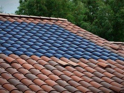 Amrita Smart, primera teja solar que genera y almacena la energía obtenida   energía tibt   Scoop.it