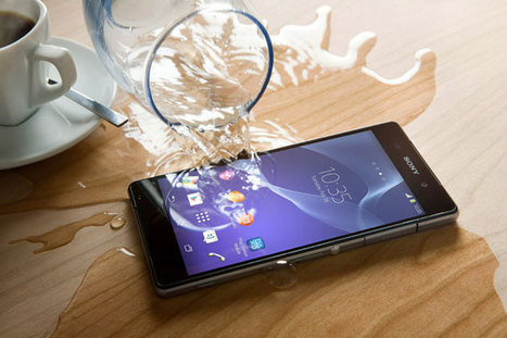 Sony Xperia Z2: What are the TOP 5 Features? | Mobile News | Scoop.it