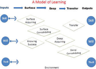 Learning strategies: a synthesis and conceptual model | Educational Discourse | Scoop.it
