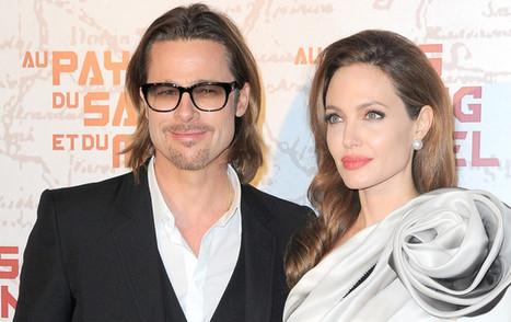 Brad Pitt et Angelina Jolie se lancent à fond dans la viticulture - Voici | Le vin quotidien | Scoop.it