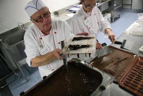 Le Mans. Une chocolaterie, atelier d'usagers handicapés   Ouest France Entreprises   Coaching La Rochelle   Scoop.it