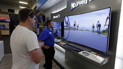 Gigantic TV sales starting to take off - Poughkeepsie Journal | Marketing & Sales | Scoop.it