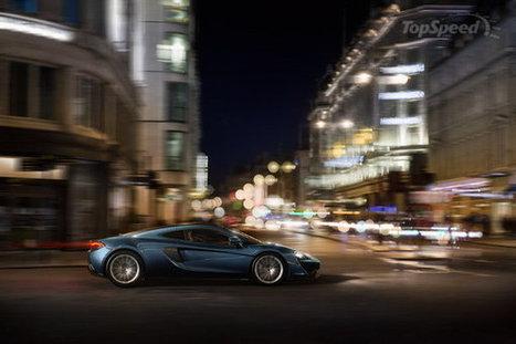 McLaren 570GT | Additifs | Scoop.it