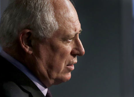 Quinn leaves office without penning final statement | Illinois Legislative Affairs | Scoop.it