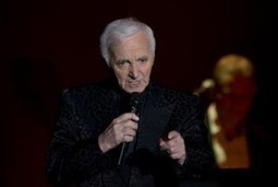 Charles Aznavour dazzles London at 90 | the music I love | Scoop.it
