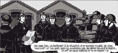 Moi, René Tardi, Prisonnier de guerre - Stalag IIB - Moi, René Tardi, Prisonnier de guerre - Stalag IIB - Jacques Tardi - Casterman BD   Histoire des arts SFM   Scoop.it