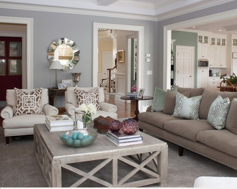 How To Make Your Home Look Like You Hired An Interior Designer | Home Interior | Scoop.it