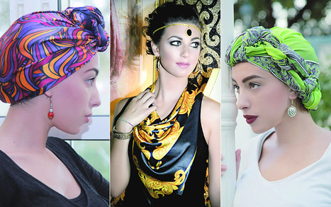 Scarves laced with emotions - Oman Daily Observer | the Islamic Fashion Magazine | Scoop.it