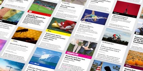 """Why not be all the way in?"" How publishers are using Facebook Instant Articles 