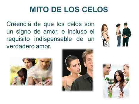 MITO DE LOS CELOS | LOS MITOS DEL AMOR ROMÁNTICO | Scoop.it