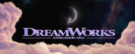 """Un Logo, une histoire : """"Dreamworks""""   Identité visuelle   Scoop.it"""