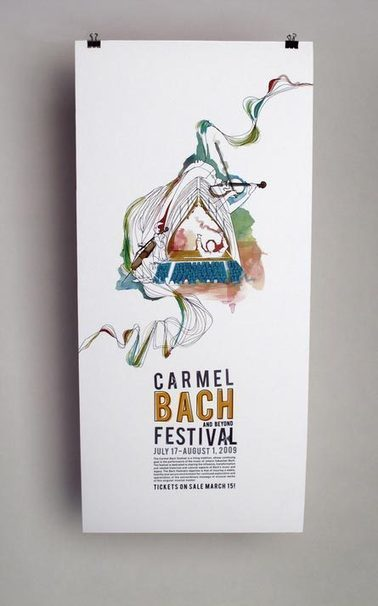 Very Inspiring Festival Poster Designs | posters | Scoop.it