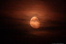 Hazy Gibbous Moon Glows Over Canada (Photo) - Space.com   phases of the moon   Scoop.it