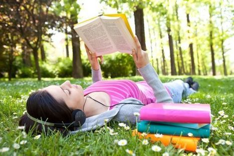 How High School Teachers, Parents Can Encourage Teens to Read for Fun - US News   What's up 4 school librarians   Scoop.it