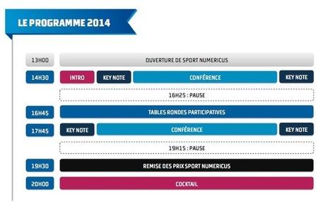 Sport Numericus le 26 juin au Stade Jean-Bouin   Le Sport Digital   Scoop.it
