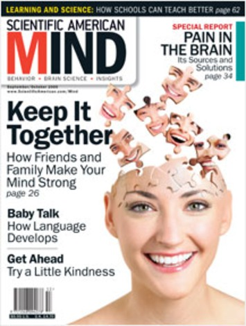 Forget Survival of the Fittest: It Is Kindness That Counts | Knowledge Broker | Scoop.it