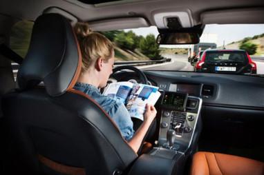 No, Self-Driving Cars Won't Replace Public Transportation - FrontPage Magazine | Autonomous Vehicle Impacts | Scoop.it