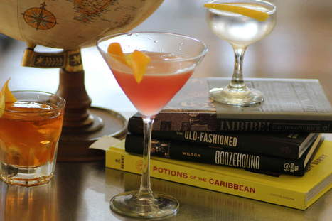 8 cocktails that changed the world… of cocktails | Liquor | Scoop.it