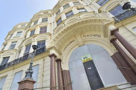 Legendary hotel on the market - The Argus | Exploration: Urban, Rural and Industrial | Scoop.it