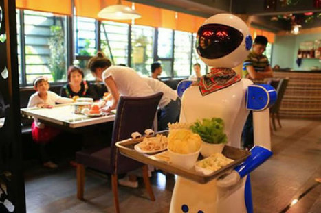 10 Fun Restaurants With The Craziest Table Waiters | General News And Stories | Scoop.it