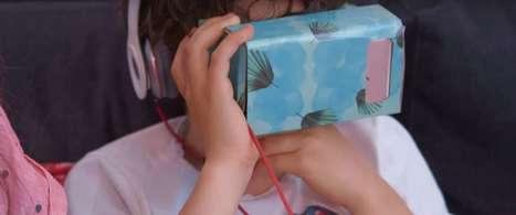 Albert Heijn brengt goedkope virtual reality-brillen op de markt | Mediawijsheid en ouders | Scoop.it