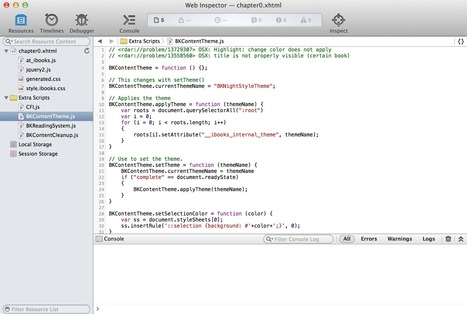 What iBooks Does Behind the Scenes | ePUBSecrets | Publishing | Scoop.it
