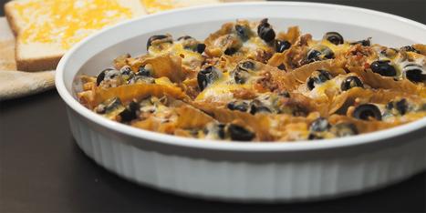 Muffin Pan Lasagna Cups - How to Make » Funk*n Foodies   Funk*n Foodies   Scoop.it