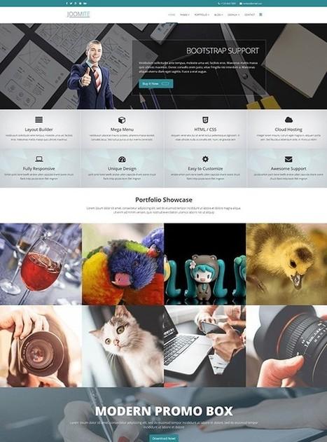 TM Joomite - Political, Non-Profit & Politics Joomla Template | Free & Premium Joomla Templates and WordPress Themes | Scoop.it
